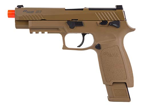 Sig Sauer, SIG AIR, ProForce M17 Gas Blowback Airsoft Pistol, Coyote Tan, One Size