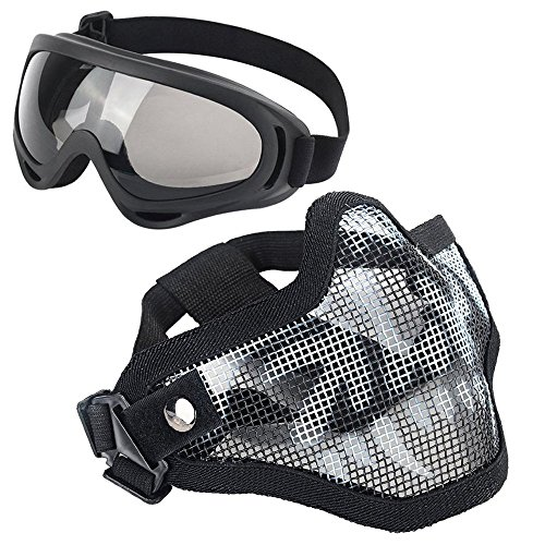 LAOSGE Airsoft Mask Review
