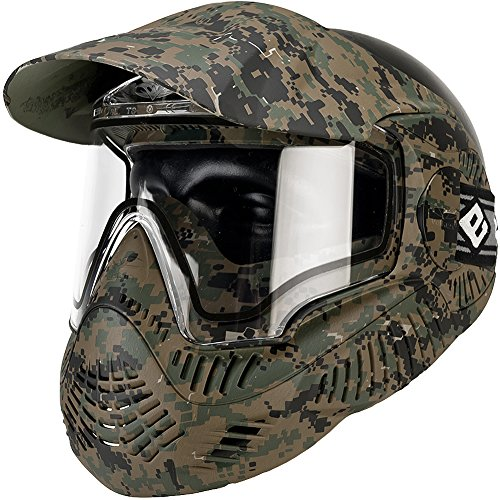 Valken Annex MI-7 ANSI Rated Full Face Mask Review