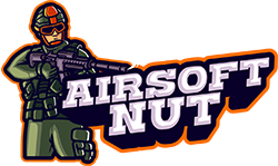 Airsoft Nut Logo