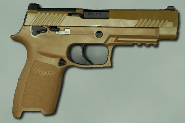 Sig Sauer Proforce M17 Airsoft Pistol Review