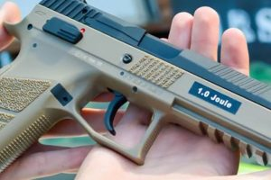 ASG CZ P-09 Airsoft Pistol