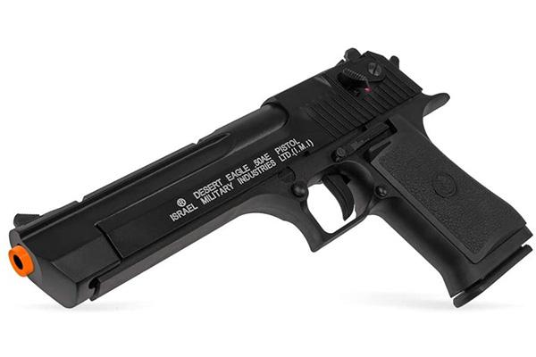 Desert Eagle Full Auto Pistol Review