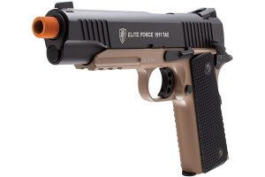 Elite Force 1911 TAC Airsoft Pistol