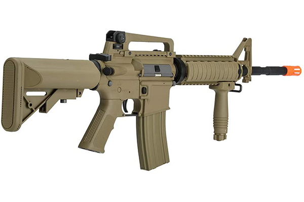 Lancer Tactical Gen 2 RIS LT-04 AEG Airsoft Rifle