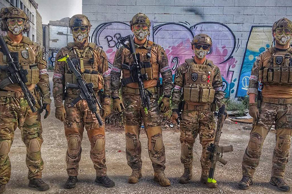 Outgeek Airsoft Half Face Mask Review