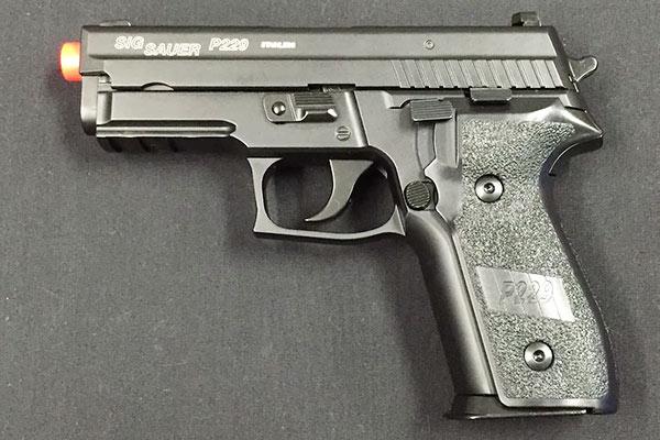Sig Sauer ProForce P229 Review