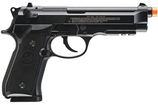 Umarex Beretta M92 A1 Semi Auto Airsoft Pistol Review