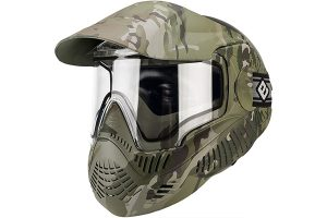 Valken Annex MI-7 Airsoft Face Mask Review