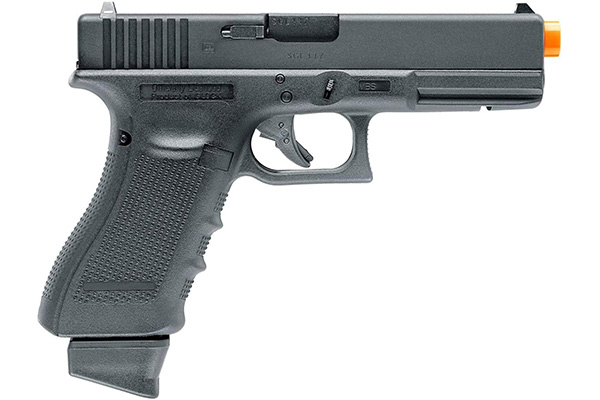 airsoft glock 17 gen 4 co2 review