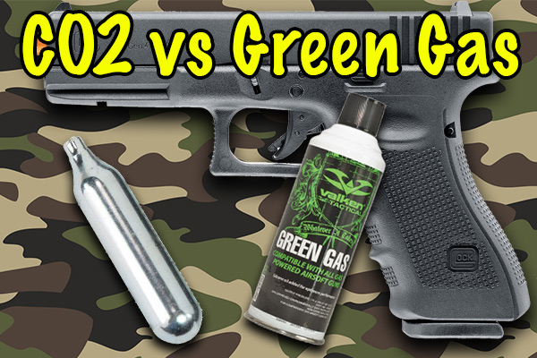 What Airsoft Gas Pistol Is Better To Use In Cold Weather? CO2 or Green Gas?