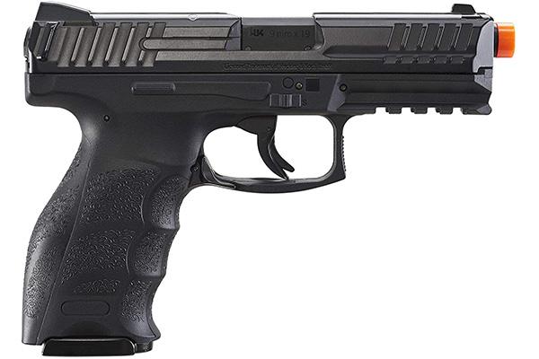 umarex h_k vp9 co2 airsoft pistol Review
