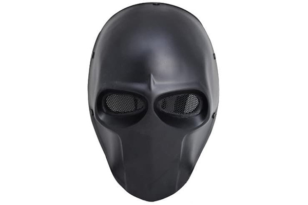 FMA Wire Mesh Airsoft Skull Mask Review