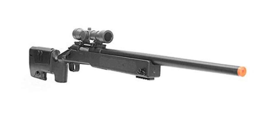 BBATAC M62 Versatility