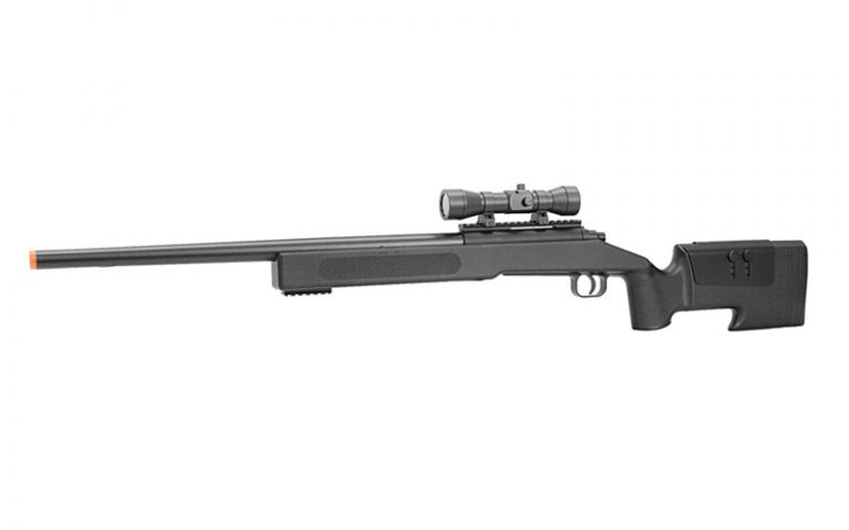 BBTAC Airsoft Sniper Rifle M62: Definitive Review (2021)