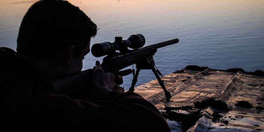 BBTac Airsoft Sniper Rifle M61