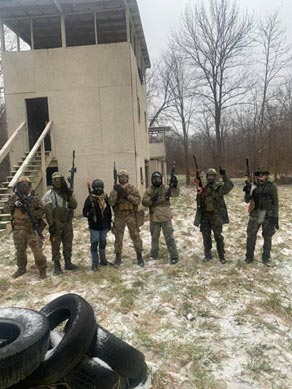 Best Airsoft Field in Ohio