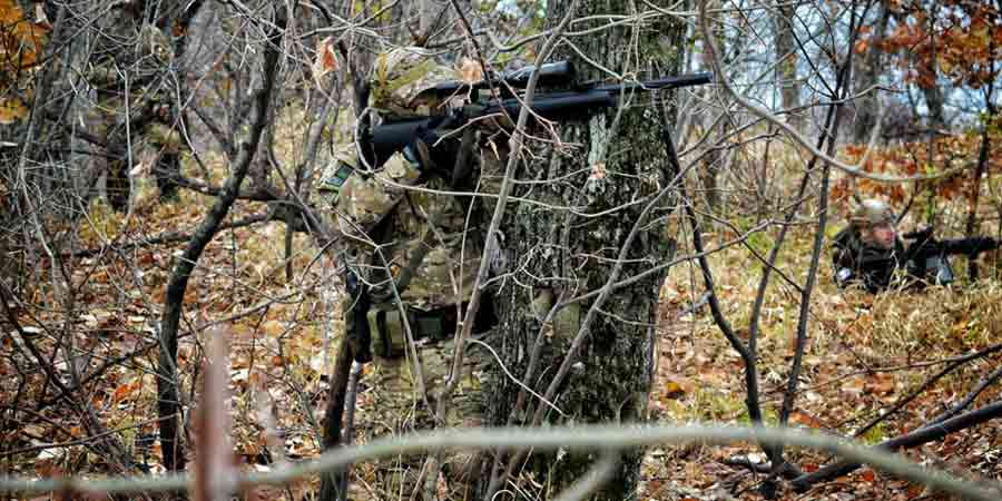 Well MB4401D Airsoft Sniper Rifle