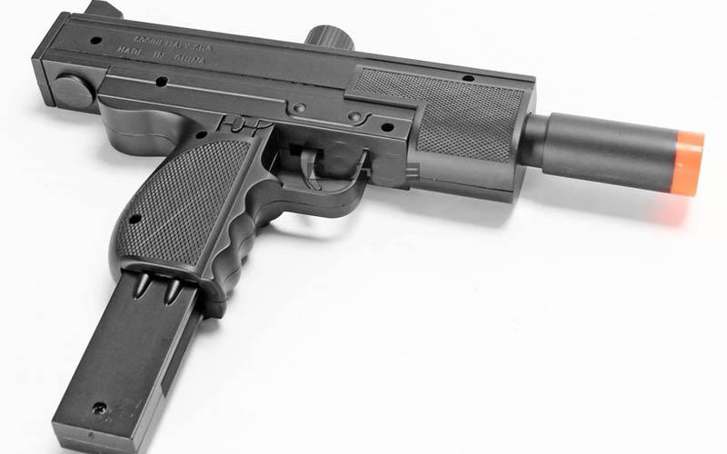 BBTac M36 SMG Airsoft Spring Gun FI