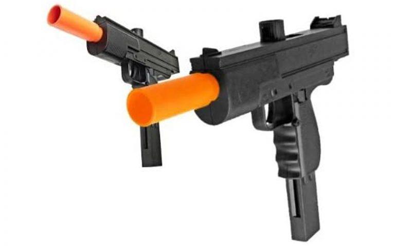 BBTac M36 x 2 Dual Spring Airsoft Gun: Definitive Review (2021)