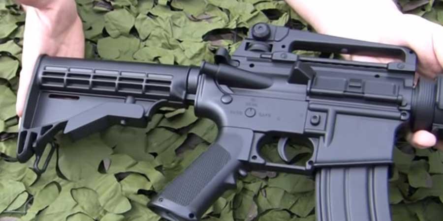 BBTac M83 full Auto Airsoft Gun Accuracy