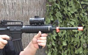 BBTac M83 full Auto Airsoft Gun FI
