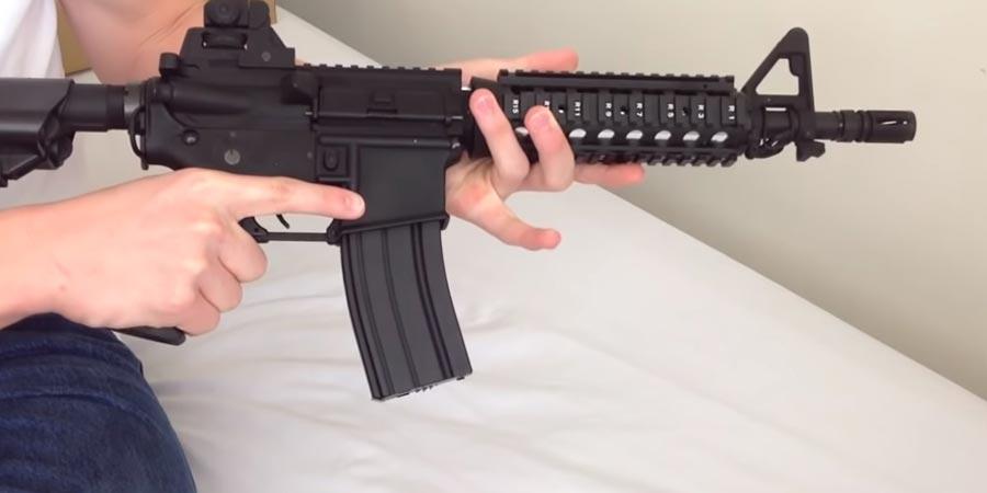 Colt M4A1 Electric Powered Airsoft Gun
