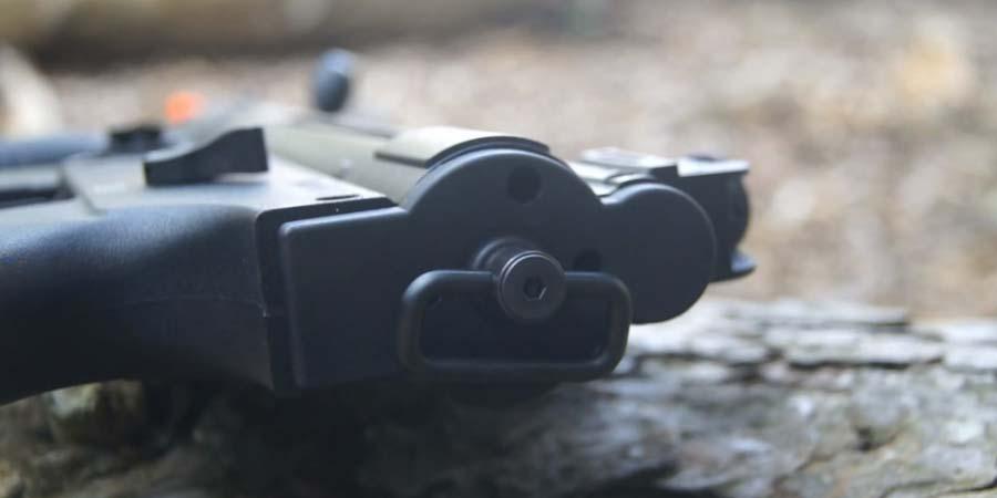 Elite Force HK Automatic Airsoft Gun