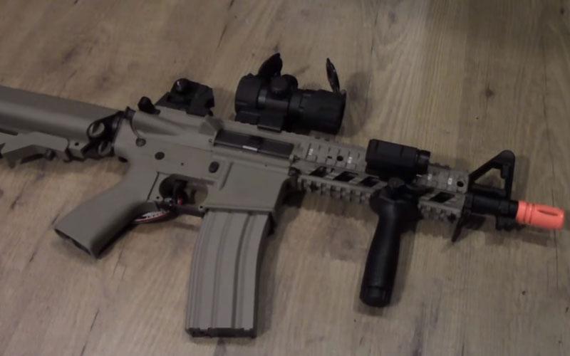 G&G Raider Combat Machine Airsoft Shotgun FI