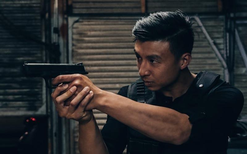WG Airsoft Hand Gun