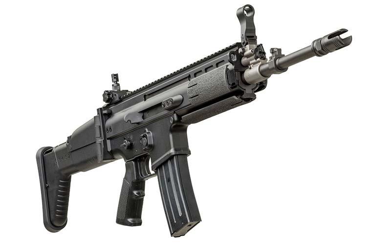 FN Scar-L Spring Powered Airsoft Rifle FI