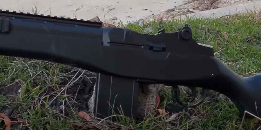 GameFace GFASM14B M14 Spring-Powered