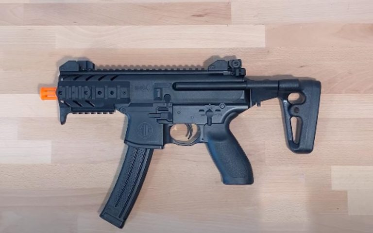 Sig Sauer SIG1 MPX Airsoft: Definitive Review (2021)