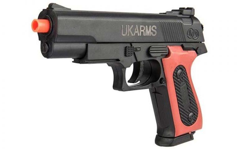 UKARMS P238 Airsoft Gun: Definitive Review (2021)