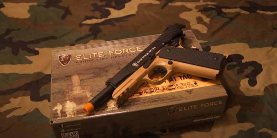 Elite Force 1911 Blowback 6mm BB Pistol