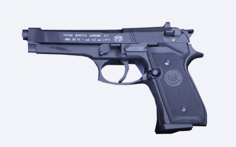 Elite Force Beretta 92 FS 6mm BB Pistol Airsoft: Definitive Review (2021)