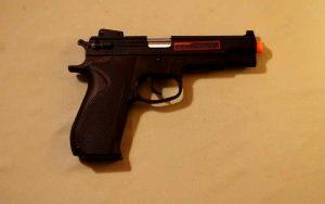 Firepower Spring Powered Airsoft Pistol