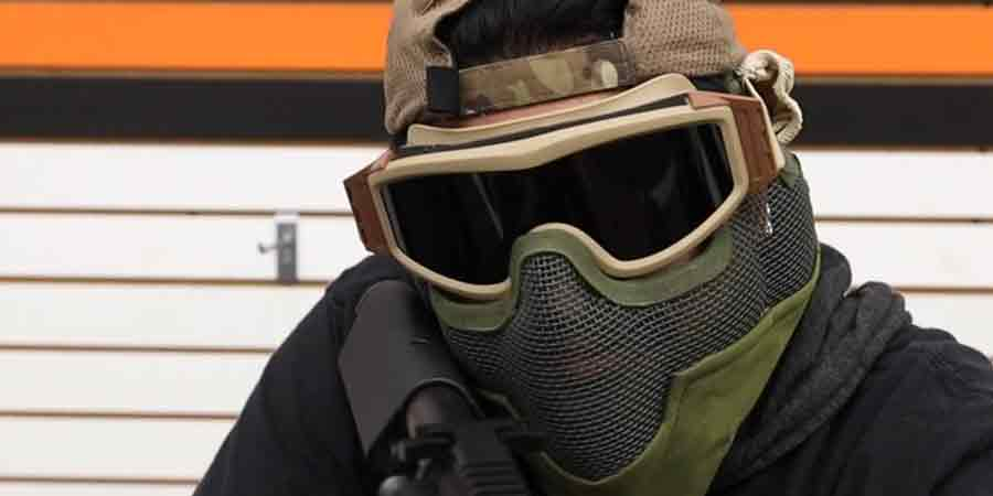 Are Airsoft Mesh Masks Safe