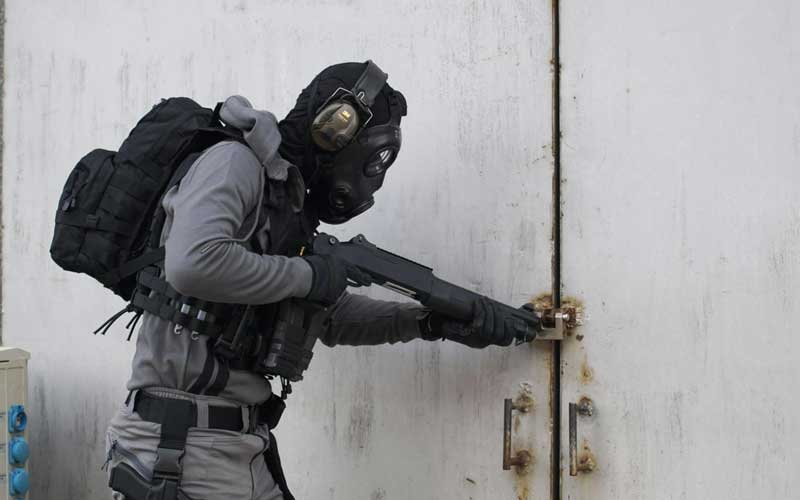 Are Airsoft Mesh Masks Safe FI