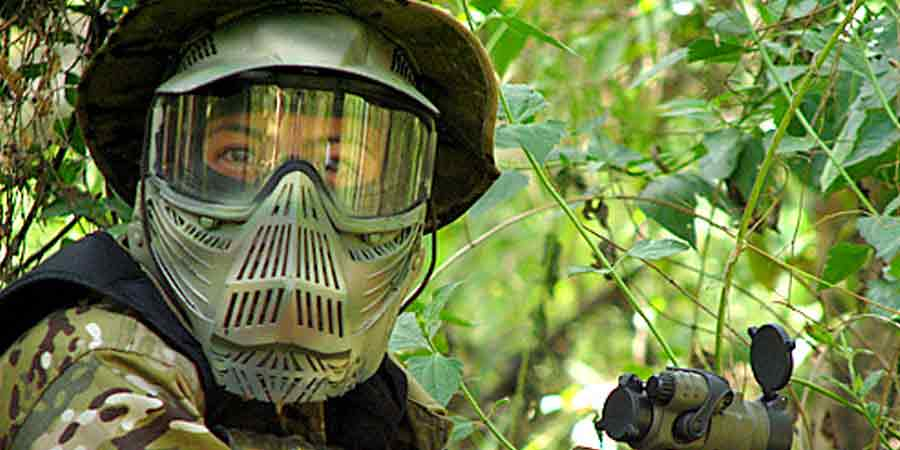 Can you wear glasses under airsoft masks