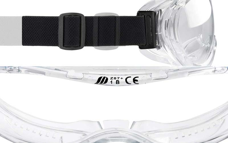 Neiko 53875b Protective Safety Goggles FI