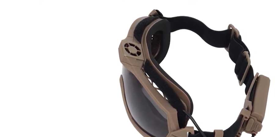 What eye protection do you need for airsoft