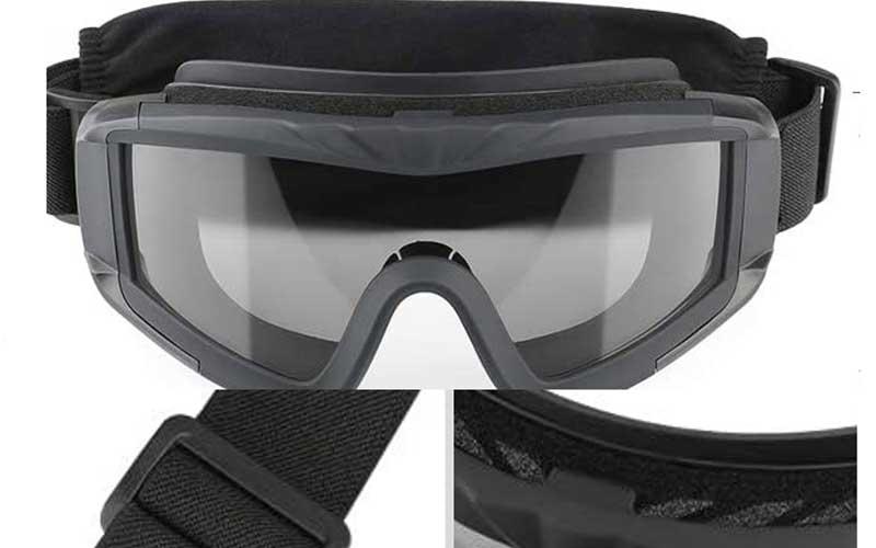 Xaegis Airsoft Goggles FI