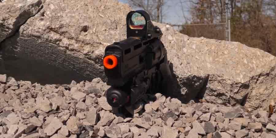 Best Gas Blowback Airsoft Pistol