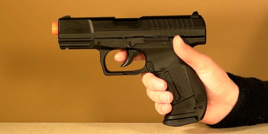 Elite Force Walther P99 Blowback CO2 Powered Airsoft Pistol