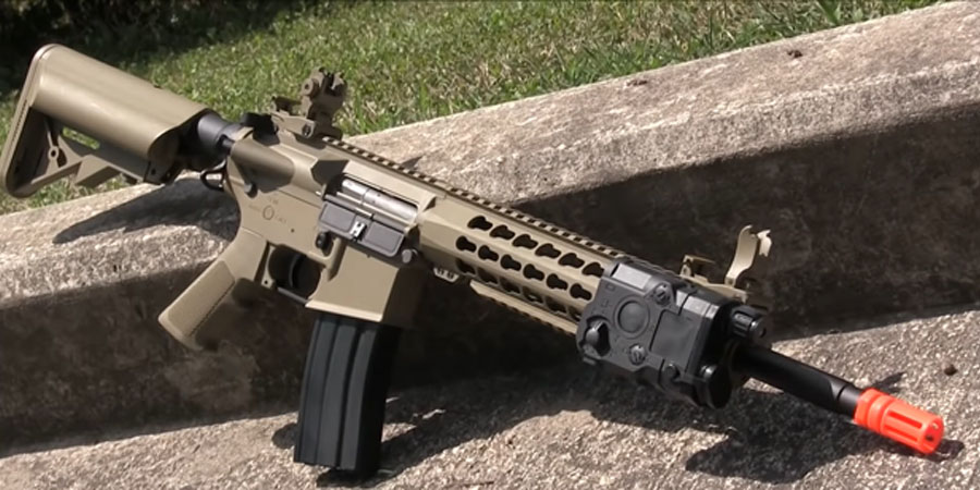 Are Lancer Tactical airsoft guns good for you?