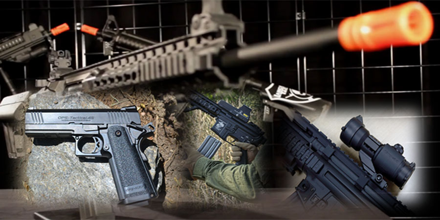 What Are The Top 5 Airsoft Brands