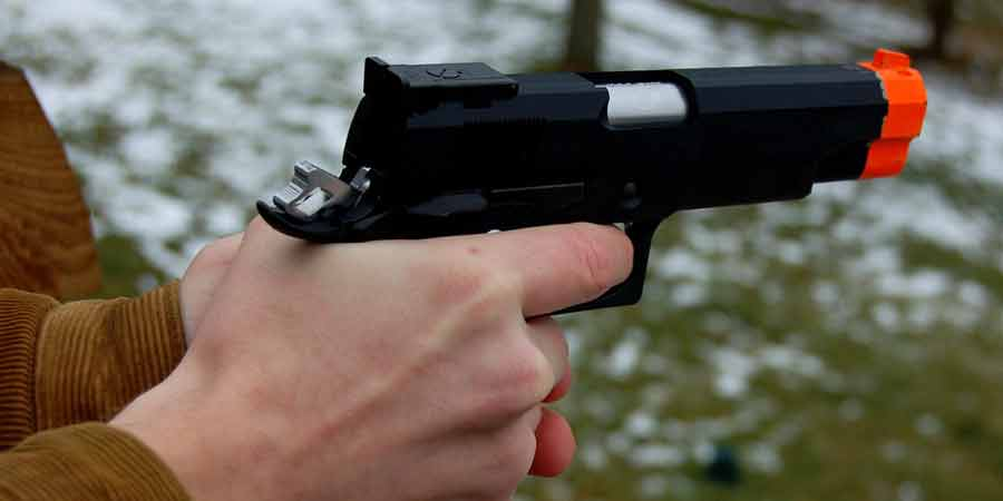 What is the difference between gas and CO2 Airsoft guns